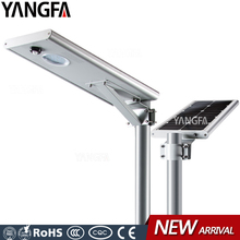 60w 60 watt integrated outdoor ip65 led all in one solar street light