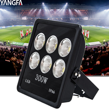 lighting tower LED flood light outdoor basketball court lights UL listed