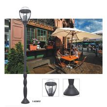 garden decoration outdoor lighting poles decorative cast iron garden lighting pole