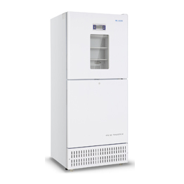 2-8C Combined Refrigerator and Freezer 450L -25C/-40C Freezer