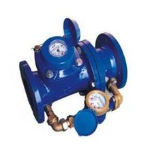 New design Compound &Combination Water Meter