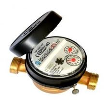 Single jet super dry high sensitivity water meter