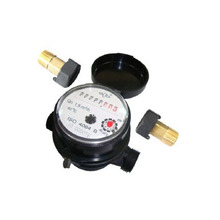 Single- jet Super Dry Cold Water Meter(5rollers plastic)