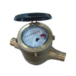 Volumetric Rotary Piston Water Meter (brass)