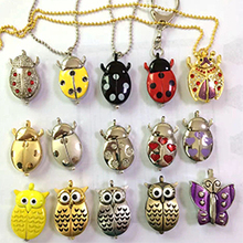 animal pocket watches