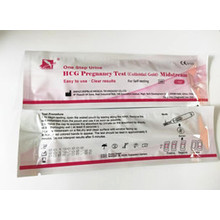 Clinical Test Midstream HCG Pregnancy Test Kit