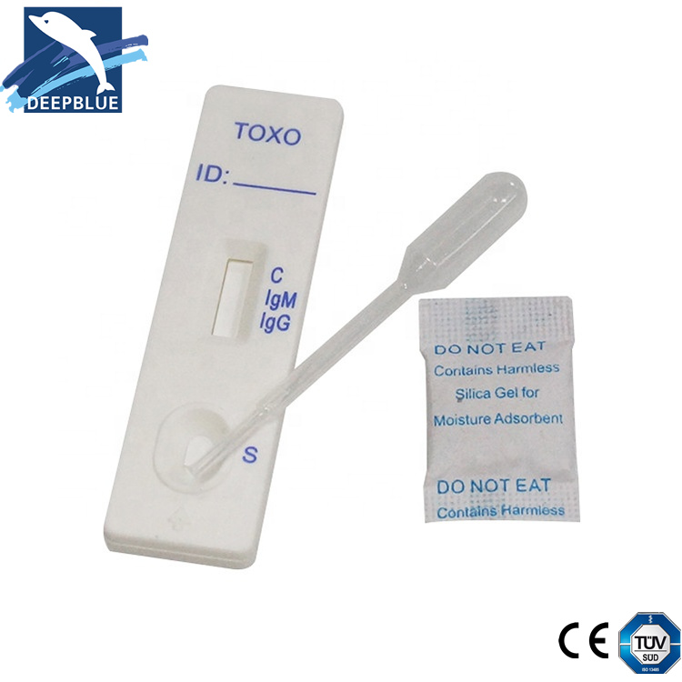 Rapid TOXO Igg Igm Infectious Disease Blood Test Kit
