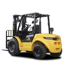 GS 2WD Rough Terrain Forklift