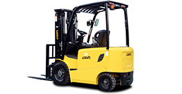 The Advantages of an Electric Forklift