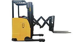 Double Deep Reach Truck Features