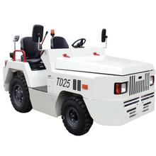 GS 2.5T Luggage Tow Tractor with Yanmar-Isuzu Engine