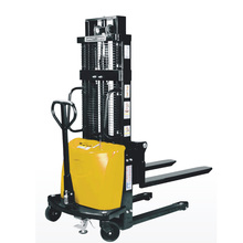 GSFBD Series Semi Electric Stacker