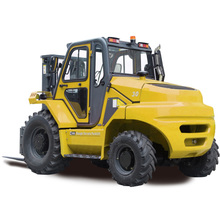 GS 4WD Rough Terrain Forklift-HATZ
