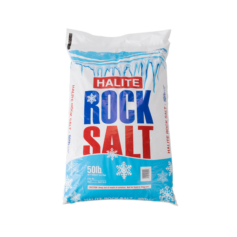 for salt, rice package