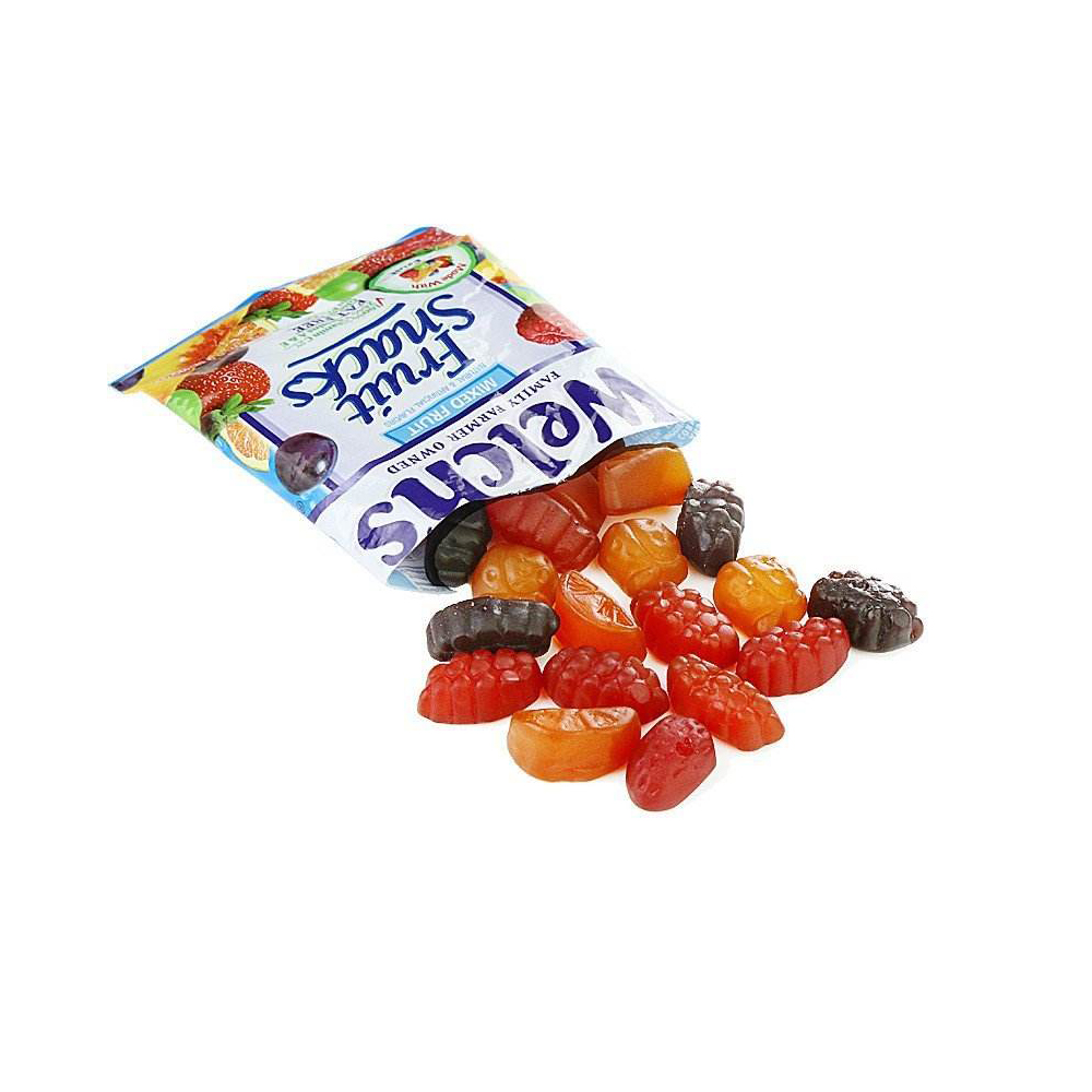 for small hard candy, snack food package