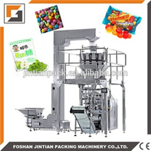 meat ball packing machine bag filling and sealing machine  vertical packing machine