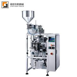 Peanut butter packing machine JT-420L for 100g 200g 300g