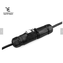 2.5mm Outdoor 2 Pin Power Connector, Male and Female Connector for Lighting Equipment