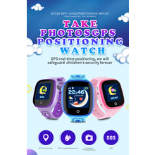 Waterproof Small Kids Gps Watch,Sos Gps  Voice Monitor