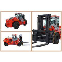heavy duty forklift trucks 25 Ton