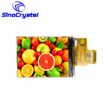 High Quality 10 pin SPI Interface Color TFT LCD Module