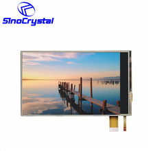 Full Viewing Angle 4.0 inchTFT Transmissive Positive IPC Interface lcd module