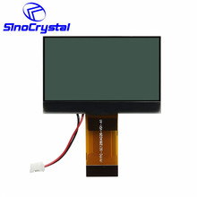 Best Price Monochrome Cog Transflective LCD Module For Washing Machine