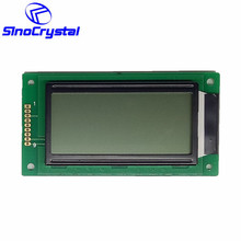 Customize Mono Positive Reflective Transflective LCD Module Screen Panel