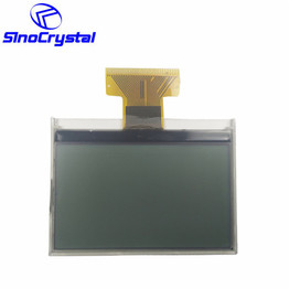 High Quality Wholesale 128x64 Graphics monochrome lcd display module