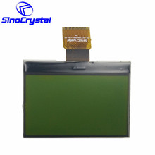 Hot Selling Supplier yellow green Transmissive STN Type LCD Module