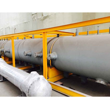 high efficient boiler drum for separating steam and water
