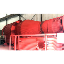 customized boiler dust cyclone separator for fired oiled steam boiler