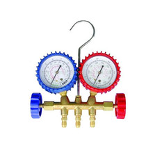 High Precision Manifold Gauge Refrigeration Pressure Gauge