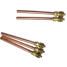 Wholesale Copper Access Valave Charging Valve