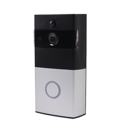 LS VISION WiFi 720P Night Vision Intercom PIR Motion Detection Alarm Real Time Video Record Smart Doorbell with Camera