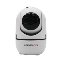 LS VISION 720P HD Indoor Smart Home Cloud Two Way Audio 360° Degree Rotatable Wireless PTZ Security Surveillance Camera