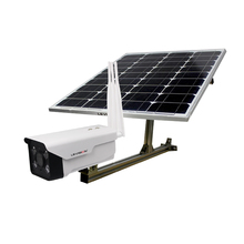 LS VISION H.265 2MP 1080P P2P Remote IR Waterproof WIFI 3G 4G Sim Card Outdoor Wireless Solar Power Security IP Camera