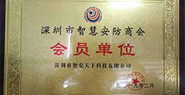 LS VISION was awarded member unit of Shenzhen Smart Security Chamber of Commerce