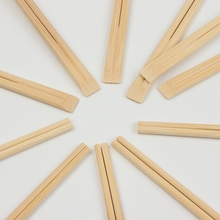 Wholesale Round Bamboo  Disposable Chopsticks