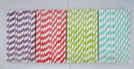 Overview of the global paper straw market