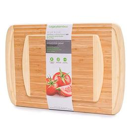 Extra Large Bamboo Cutting Boards For Kitchen Set Of