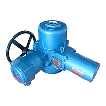 Explosion Proof Quarter Turn Electric Actuator