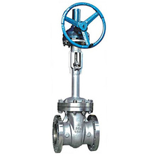 European Quality Long Stem Cryogenic Gate Valve