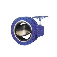 Center Line Casting Wcb Wcc Lining Butterfly Valve