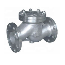 High Pressure Forged Steel Piston Lift Check Valve