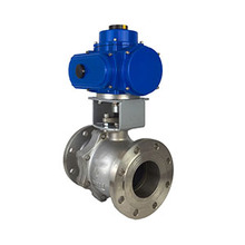 6inch cast steel wcb flange type gate valve with electric actuator
