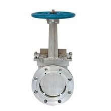 10 inch manual knife gate valve stainless steel gate valve
