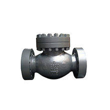 6 inch water pump lift piston type check valve