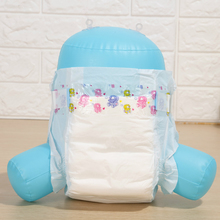 2019 Sleepy Clothlike New Print Baby Diaper Made In China