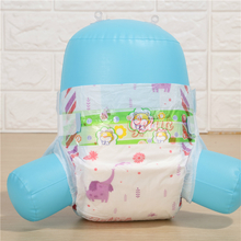 New Design PP Tape Lamination Film Diaper Mom Love Baby Diaper with Competitive Price